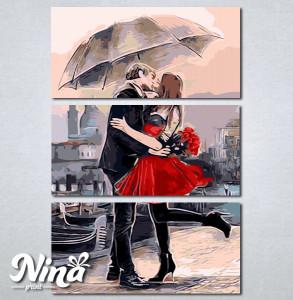 Slike na platnu Zaljubljeni par Nina246_3