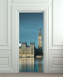 Nalepnica za vrata London 6150