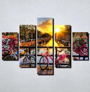 Slike na platnu Amsterdam Nina106_5