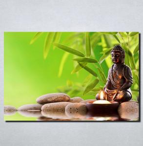 Slike na platnu Buda indijski filozof Nina172_P