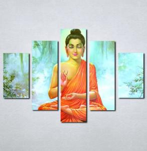 Slike na platnu Buda Nina074_5