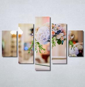Slike na platnu Cvetna dekoracija Nina30346_5