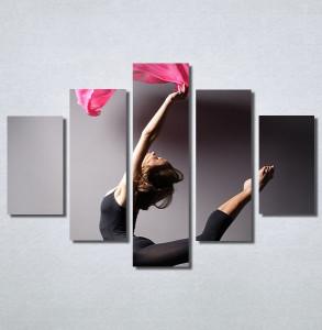Slike na platnu Dancing girl Nina30154_5