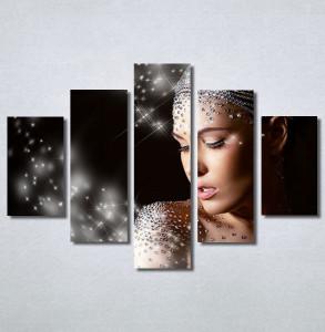 Slike na platnu Devojka i dijamati Nina30357_5