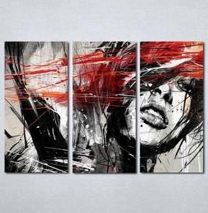 Slike na platnu Devojka Nina129_3