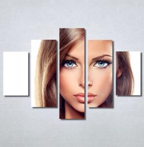 Slike na platnu Devojka sa plavim očima Nina30361_5