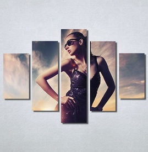 Slike na platnu Fashion girl Nina30147_5