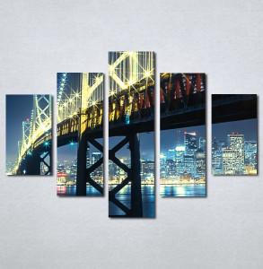 Slike na platnu Golden Gate bridge Nina30128_5