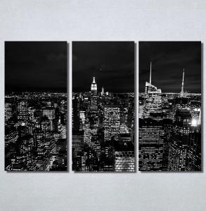 Slike na platnu Grad noću Nina30161_3