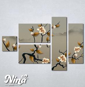 Slike na platnu Grana drveta Nina341_5