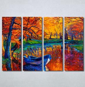 Slike na platnu Jesen art Nina30266_4