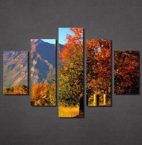 Slike na platnu Jesen na planini Nina30120_5