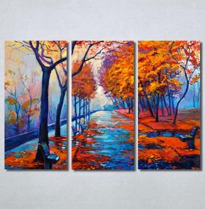 Slike na platnu Jesen Nina30292_3