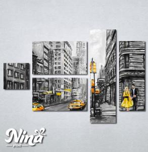 Slike na platnu London Nina238_5
