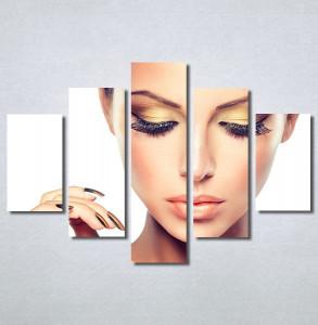 Slike na platnu Make up Nina30362_5
