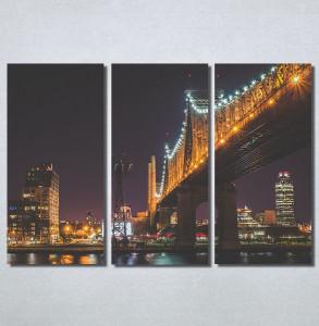 Slike na platnu Most Nina30206_3