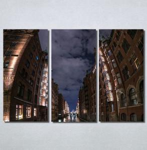 Slike na platnu Mračna ulica Nina30197_3