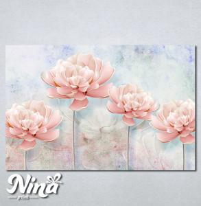 Slike na platnu Nežno roze cvet Nina259_P