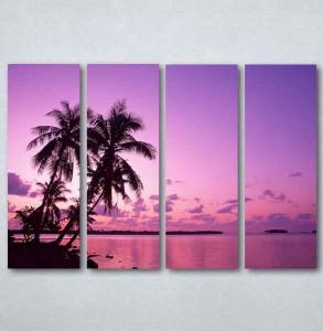 Slike na platnu Palme Nina096_4