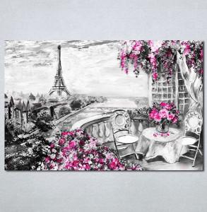 Slike na platnu Paris Nina150_P