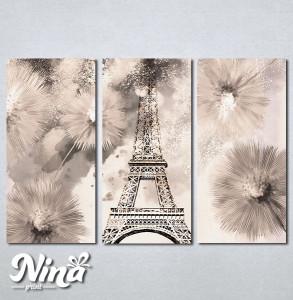 Slike na platnu Pariz grad svetlosti Nina266_3