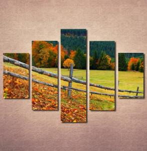 Slike na platnu Planinske jesenje boje Nina30121_5