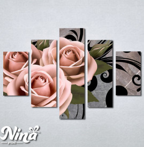 Slike na platnu Ruže Nina286_5