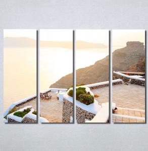 Slike na platnu Santorini Nina30203_4