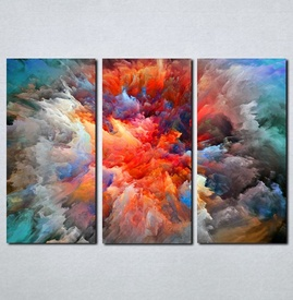 Slike na platnu Šarenilo boja Nina064_3