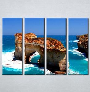 Slike na platnu Stene u moru Nina30113_4