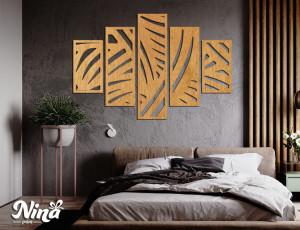 Dekor Nina Linije apstrakcija nd005h_5