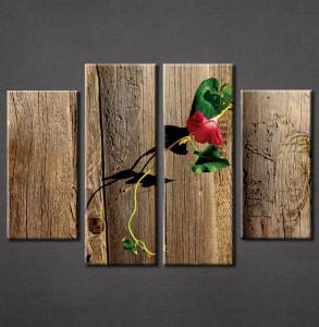 Slika na platnu Cvet 3002_4