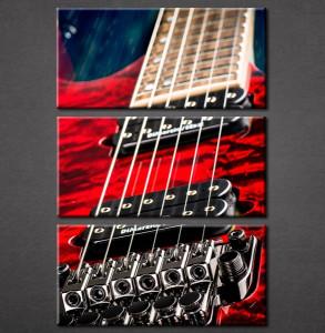 Slika na platnu Električna gitara Nina3040_3