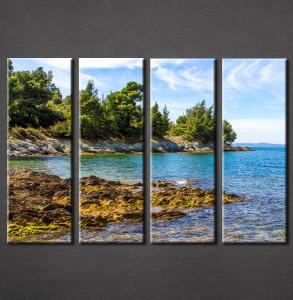 Slika na platnu Grčko ostrvo Nina3089_4