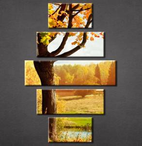 Slika na platnu Jesenje drvo Nina3005_5