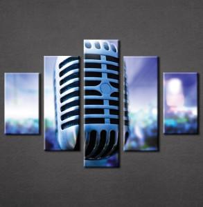 Slika na platnu Mikrofon Nina3035_5