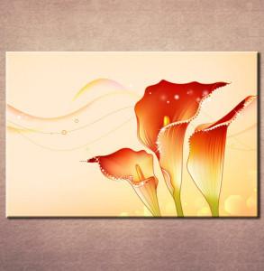 Slika na platnu Narandžasta kala Nina3074_P
