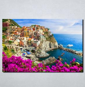 Slike na platnu Abruco Italija Nina145_P