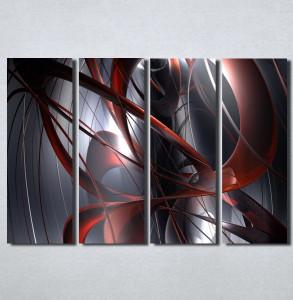Slike na platnu Apstraktne slike Nina119_4