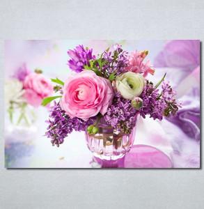 Slike na platnu Buket cveća Nina30248_P