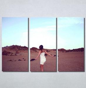 Slike na platnu Devojka na plaži Nina30198_3