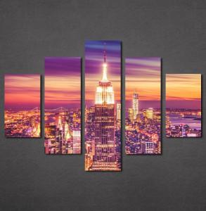 Slike na platnu Empire state building Nina3098_5