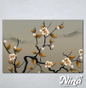 Slike na platnu Grana drveta Nina341_P