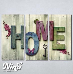 Slike na platnu Home Nina269_3