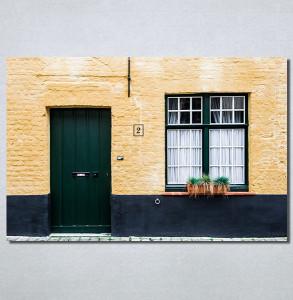 Slike na platnu Kuća Nina30164_P
