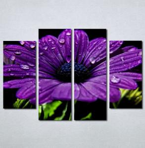 Slike na platnu  ljubicasti cvet_Nina132_4