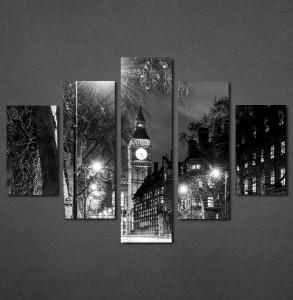 Slike na platnu London noću Nina30100_5