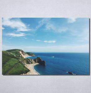 Slike na platnu Morska uvala Nina30174_P