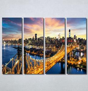 Slike na platnu New York city Nina30260_4