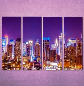 Slike na platnu New York Nina30116_4